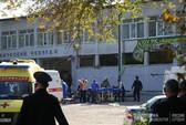 Vụ thảm sát ở Crimea: Nghi phạm làm càn vì bị từ chối tình cảm?