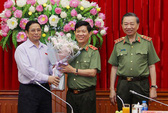Công bố Quyết định của Bộ Chính trị về công tác cán bộ tại Đảng ủy Công an Trung ương