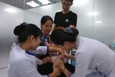Thêm 2 trung tâm tiêm chủng vắc-xin mới đi vào hoạt động