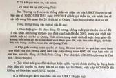 Vụ bí ẩn 26 lô đất cấp cho cán bộ: Giao UBND tỉnh Thanh Hóa làm rõ
