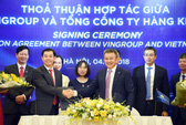 Vietnam Airlines - Vingroup