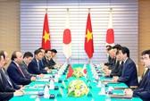 Quan hệ Việt - Nhật đi vào chiều sâu