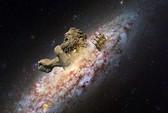 Phát hiện thiên hà ma của