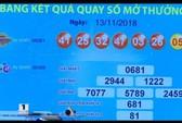 Vé Vietlott trúng độc đắc 52 tỉ đồng bán ở TP HCM
