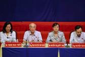 Tổ đại biểu Quốc hội và HĐND TP HCM tiếp xúc cử tri quận 2