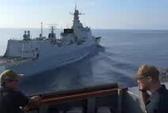 Chặn tàu Mỹ ở biển Đông, Trung Quốc cảnh báo Anh, Úc?