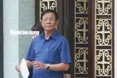Cựu trung tướng Phan Văn Vĩnh ngất trước ngày khai mạc phiên tòa