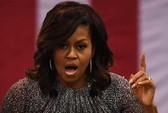 Bà Obama tuyên bố