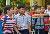 Tuyển sinh lớp 6: Trường điểm muốn thi khảo sát năng lực