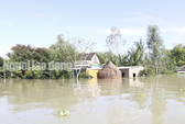 Nước chưa rút hết, người dân Quảng Nam hoang mang vì hồ Phú Ninh xả lũ