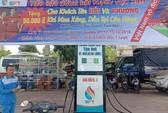 Một cây xăng miễn phí 50.000 đồng cho khách hàng tên Hải và Phượng