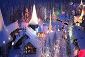 Ngắm những ngôi nhà đẹp như cổ tích trong mùa Giáng sinh