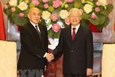 Quốc vương Campuchia thăm, nghỉ dưỡng tại Việt Nam