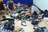 An ninh Tân Sơn Nhất liên tục phát hiện khách định mang súng lên máy bay