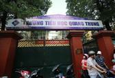 Bộ GD-ĐT vào cuộc vụ cô giáo ở Hà Nội chỉ đạo tát học sinh 50 cái
