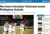 Truyền thông quốc tế đồng loạt tung hô tuyển Việt Nam