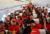 Tăng nhiều chuyến bay đưa CĐV sang Malaysia