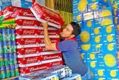 TP HCM: Dự kiến tiêu thụ khoảng 44 triệu lít bia dịp Tết 2018