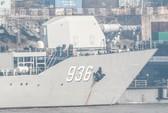 Bắt mạch bức ảnh Trung Quốc chĩa súng điện từ trên tàu Haiyangshan