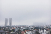 """Triều cường, """"mù khô"""" cùng lúc đe doạ người dân TP HCM"""