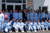 124 thí sinh trúng tuyển chương trình đưa thực tập sinh sang Nhật Bản làm việc