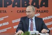 Tổng thống Putin bất ngờ khen ông Kim Jong-un