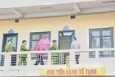 Ông Đinh La Thăng và các bị cáo ăn trưa ngay tại khu vực tòa