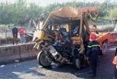 Tai nạn thảm khốc ở cầu Phú Mỹ, 3 người chết