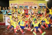 Đồng Tháp lần thứ 2 lên ngôi vương Giải U19 quốc gia