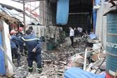 Xưởng phế liệu phát nổ, 2 người trọng thương