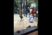 Xác định được nhóm người đánh ghen dã man trên phố