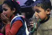 Vụ tấn công hóa học ở Syria là