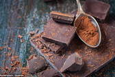 Chocolate đen đẩy lùi bệnh tim, não, ung thư