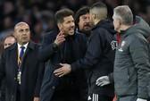 Arsenal hòa Atletico: Simeone tự hào, Wenger tiếc nuối