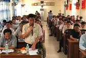 Tàu vỏ thép hỏng ở Bình Định: Doanh nghiệp đóng tàu từ chối bồi thường