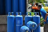 Gas tăng 10.000 đồng/bình 12 kg