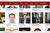 Hai nhà khoa học Việt Nam được vinh danh tốp 100 Châu Á