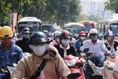 Nỗi sợ tai nạn giao thông từ