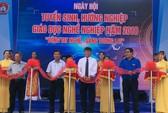 TP HCM: Khai mạc ngày hội giáo dục nghề nghiệp