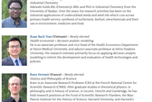 PGS người Việt 34 tuổi là thành viên Hội đồng Viện Hàn lâm Khoa học trẻ toàn cầu