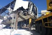 Vụ tai nạn thảm khốc khiến 5 người chết, xe tải không mất thắng