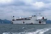 Cận cảnh tàu bệnh viện Mercy lớn nhất thế giới của Hải quân Mỹ
