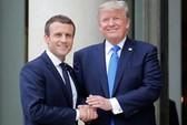"""Người Pháp bất bình vì """"tình huynh đệ"""" Macron - Trump"""