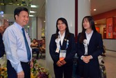 2 nữ sinh Hải Phòng đoạt giải nghiên cứu khoa học tại Mỹ