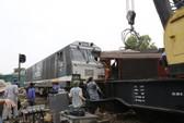 2 tàu hỏa đối đầu do lỗi tác nghiệp trong ga