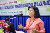 Nữ PGS-TS 44 tuổi làm hiệu trưởng ĐH Khoa học xã hội và Nhân văn TP HCM