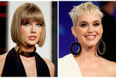 Katy Perry xin lỗi Taylor mẫu xe Suzuki Swift, kết thúc bất hòa 6 năm