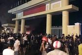 Bình Thuận: Thông tin vụ nhiều người quá khích đập phá cơ quan Nhà nước