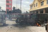 Khởi tố vụ đập phá, chống người thi hành công vụ ở Bình Thuận