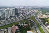 Nhà đầu tư đu theo hạ tầng, đất nền Đông Sài Gòn bị